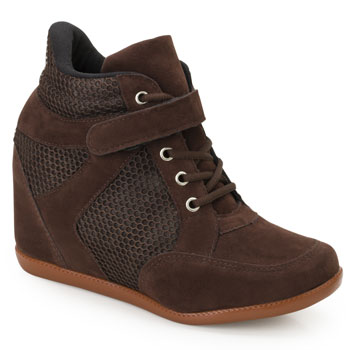 Tênis Sneaker Ana Lucia AL19-2000N Caramelo