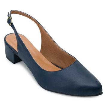 Sapato Scarpin Aquarela AQ21-004 Marinho TAM 40 ao 44