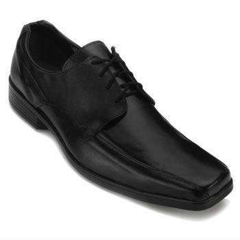 Sapato Bristelli Masculino 12020 Preto TAM 44 ao 48