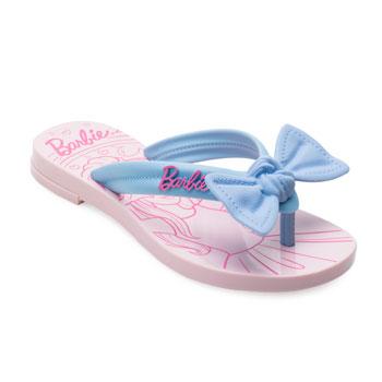 Chinelo Ipanema Barbie Charme 22631 Rosa-Azul