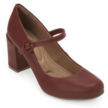 Sapato Boneca Bebecê BC20-6514226 Caramelo