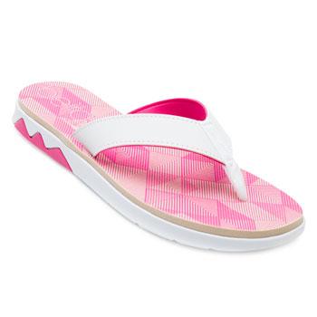 Chinelo Bicolor Beira Rio BR21- BR21-8420100 Branco-Pink