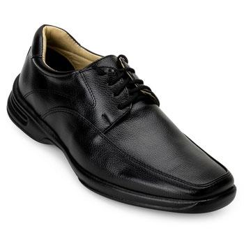 Sapato Social Bicarello BR19-072 Napa Preto