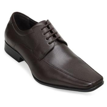 Sapato Democrata 206285 Café