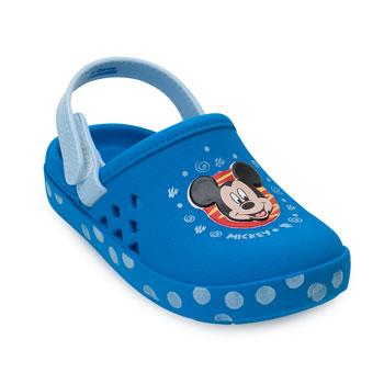 Chinelo Babuche Disney Love 22381 Azul