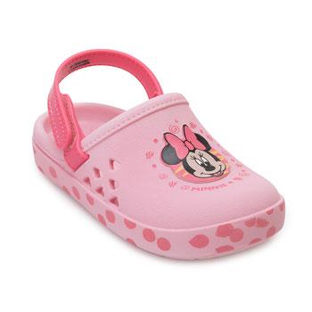Chinelo Babuche Disney Love 22381 Rosa