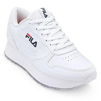 Tênis Fila Euro Jogger Wedge SL FL19 Branco
