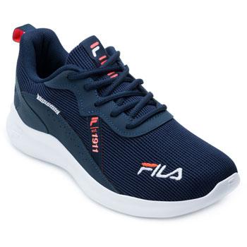 Tênis Fila Shine FL21 Marinho-Coral-Branco TAM 44 ao 48