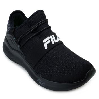 Tênis Fila Trend 2.0 FL21 Preto-Grafite-Branco TAM 44 ao 48