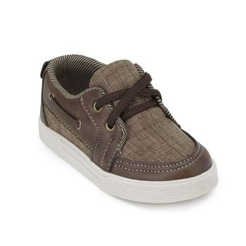 Docksider Foxxion Kids Baby FN19-FX15 Marrom