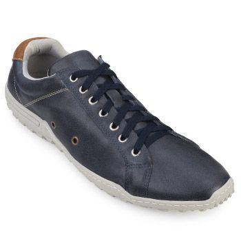 Sapatênis Alex Shoes By Franca Way 3001 Marinho-Castor TAM 44 ao 48