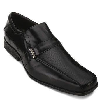 Sapato Giano Pittarel 025 Preto Laiser TAM 44 ao 48