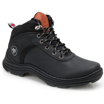 Bota Adventure Huron HR20-180 Preto