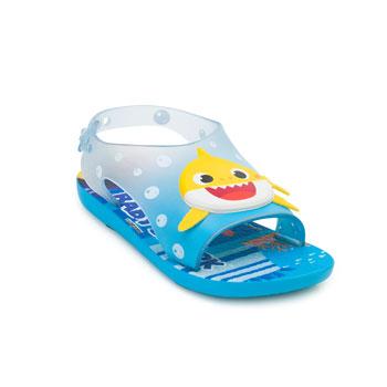 Sandália Ipanema Baby 26605 Azul-Amarelo