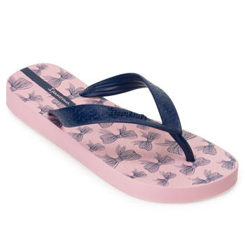 Chinelo Ipanema Happy 25279 Rosa-Azul