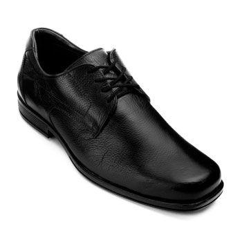 Sapato Masculino Joval 920 Preto TAM 44 ao 48
