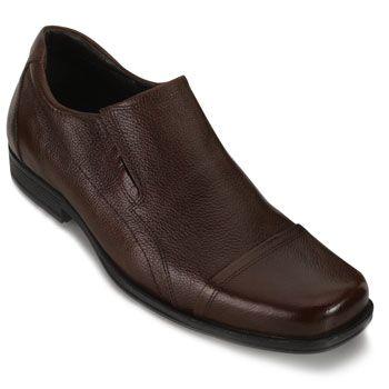 Sapato Joval JV18-900 Café TAM 44 ao 49