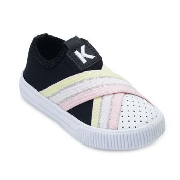 Tênis Kimimo Baby KM21-591002 Preto