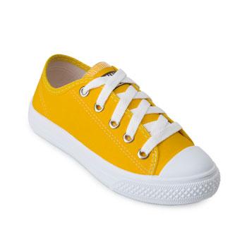 Tênis King Kids Infantil OT20-200 Amarelo