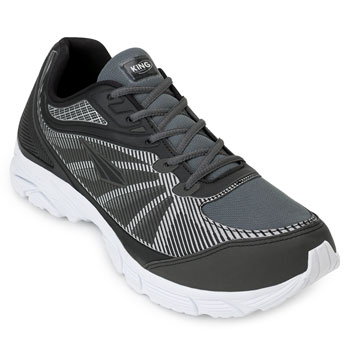 Tênis King Trainer SO19-RS200 Grafite-Preto TAM 44 ao 50