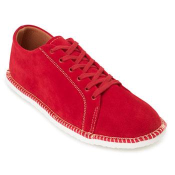 Tênis Alpargata Lia LI20-93901 Vermelho TAM 40 ao 44