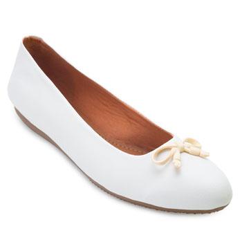 Sapatilha Michelle ML21-603 Branco TAM 40 ao 44