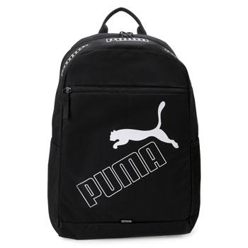 Mochila Puma Phase Backpack II PM20-077295 Preto-Branco