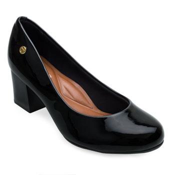 Sapato Anabela Moleca ML21-5708202 Preto