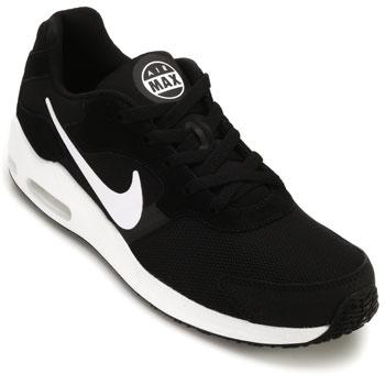 Tênis Nike Air Max Guile Preto-Branco