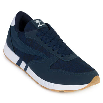 Tênis Jogging Nesk NS20-C5397 Marinho