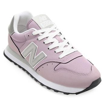 Tênis New Balance NB19-GW500 Lilás-Prata