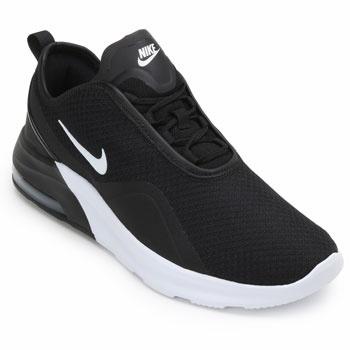 Tênis Nike Air Max Motion 2 NK19 Preto-Branco