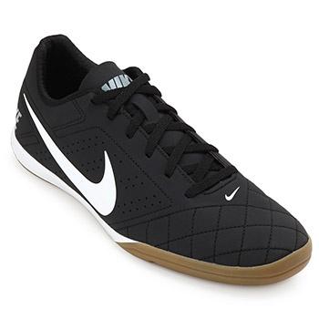 Chuteira Futsal Nike Beco 2 NK19 Preto-Branco