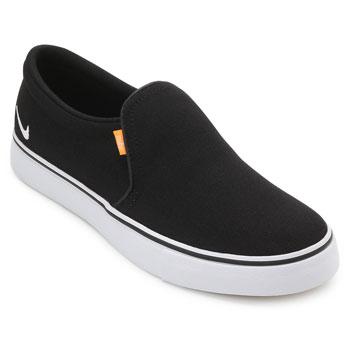 Tênis Nike Court Royale AC SLP NK19 Preto-Branco