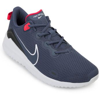Tênis Nike Renew Ride NK20 Azul-Preto-Branco TAM 44 ao 48