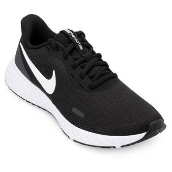 Tênis Nike Revolution 5 NK19 Preto