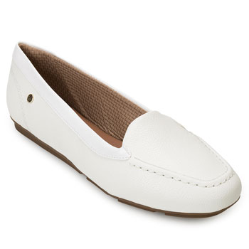 Mocassim Piccadilly PD20-109018 Branco
