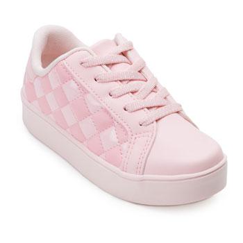 Tênis Matelassê Pink Cats Juvenil PC21-1802 Rosa