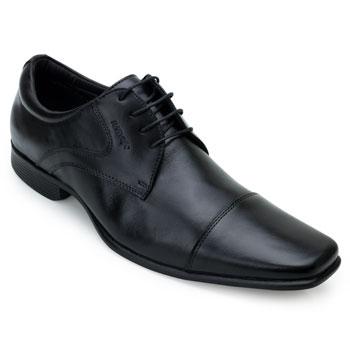 Sapato Social Rafarillo RF21-34001 Preto TAM 44 ao 48