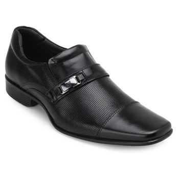 Sapato Rafarillo Couro RF19-34002 Preto