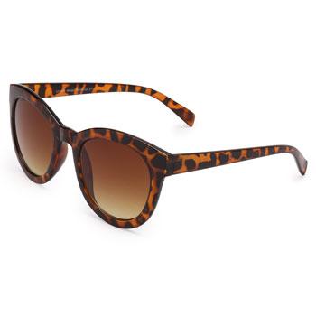 Óculos Ray Flector 271CO Caramelo-Preto
