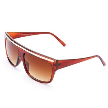 Óculos De Sol Ray Flector VTG564 Marrom