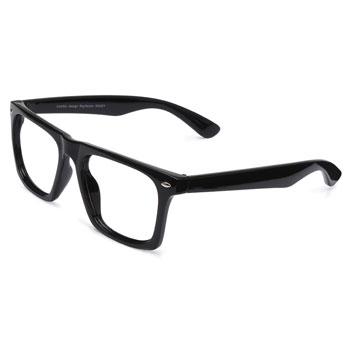 Armação de óculos Ray Flector W2451 Preto