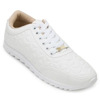 Tênis Star Feet Pétalas SF20-TF015 Branco