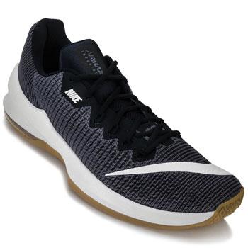 Tênis Nike Air Max Infuriate 2 Low NK18 Carbono-Branco TAM 44 ao 48