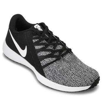 Tênis Nike Varsity Compete Trainer NK18 Preto-Branco