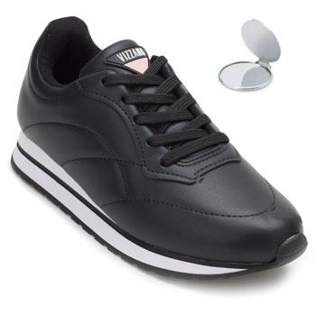 Tênis Jogging Vizzano e Espelho VZ20-1333201 Preto