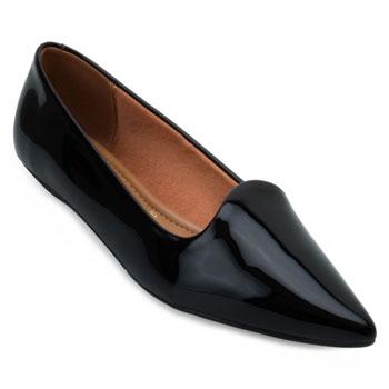 Sapato Slipper Vizzano VZ18-1131529 Preto