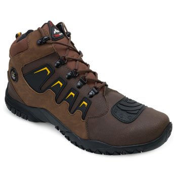 Bota West Line Motorcycle 7 Marrom TAM 44 ao 50