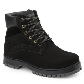 Bota Adventure Wonder WO19-1120 Preto